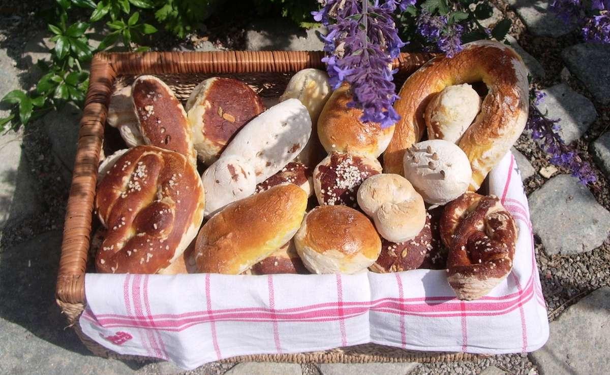 Brotbacken (8b)