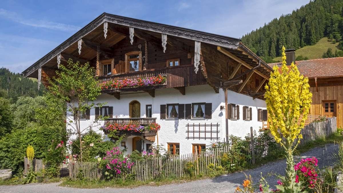 Bergbauernhof Simmerlhof (4)